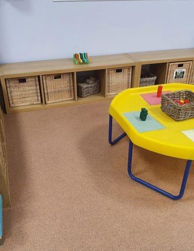 Sunshine Room Play Area